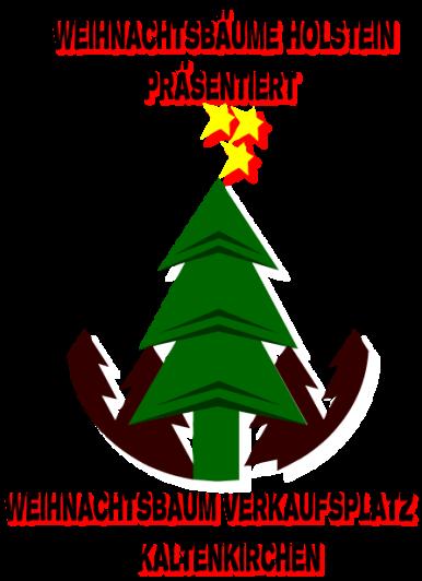 herzlich willkommen am Weihnachtsbaum Standplatz in Kaltenkirchen