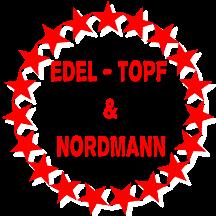 edel Topf und Nordmanntannen bei Rewe in Kaltenkirchen
