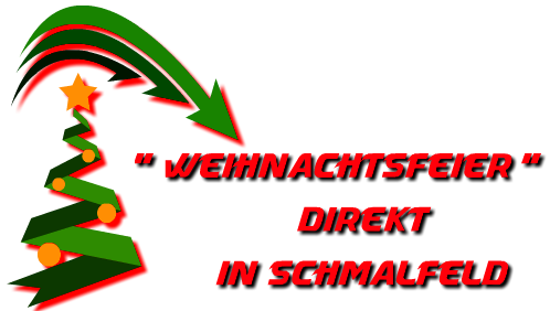 die besondere Weihnachtsfeier direkt am Weihnachtsbaum Hof in Schmalfeld