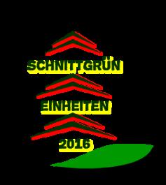 Schnittgrün Einheiten 2016 - Weihnachtsbaeume Holstein Kg
