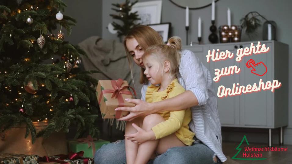 neuer Weihnachtsbaum Online Shop