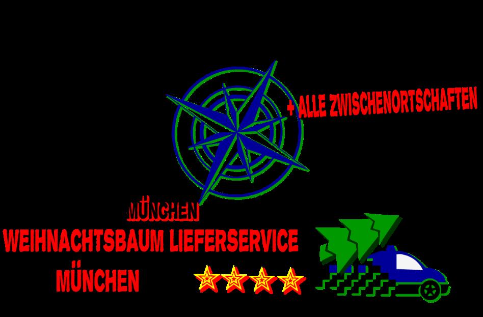 Christbaum Lieferservice nach Bayern